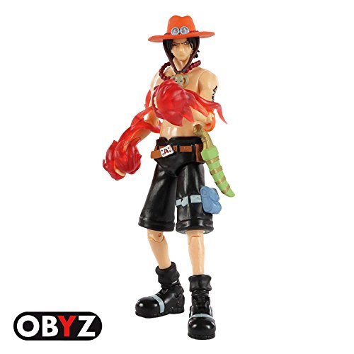 ONE PIECE figura de Ace 12 cm
