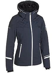 Phenix Diamond Dust Jacket–Chaqueta de esquí para mujer, invierno, mujer, color añil, tamaño XL