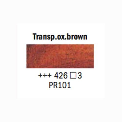 Rembrandt Öl Farbe 40ml Tube TRANSPARENT Oxid braun