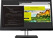 """HP Z24nf G2 - Monitor profesional de 23,8"""" ajustable en altura (FHD antireflejo; 1920 X 1080; IPS LED; 25"""