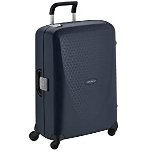 Samsonite Termo Young Spinner Suitcase 70 cm, 69 L, Blue (Dark Blue)