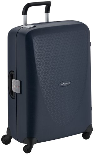 Samsonite Termo Young Spinner, Maleta, Azul (Dark Blue), M (70cm-69L)
