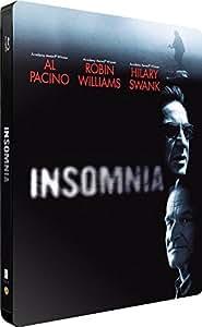 Insomnia - Édition Limitée SteelBook - Blu-ray [Édition boîtier SteelBook]