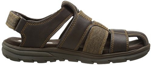 Skechers Usa Olvero Fisherman Sandal Marrón