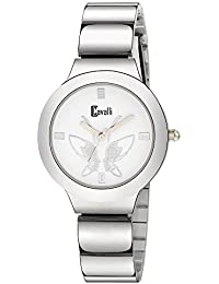 Cavalli Analogue White Dial Women'S And Girl'S Watch- Cs0480