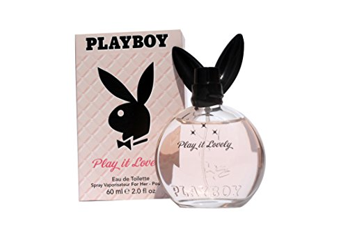 PROFUMO DONNA PLAYBOY PLAY IN LOVELY FOR HER 60ML EAU DE TOILETTE ORIGINALE