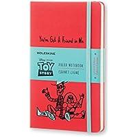 Moleskine Toy Story Limited Edition Geranium Red Large Ruled