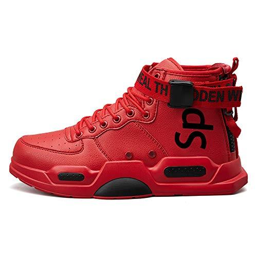Zapatillas de Deporte de Moda para Hombre Zapatos cálidos de Invierno Botas...