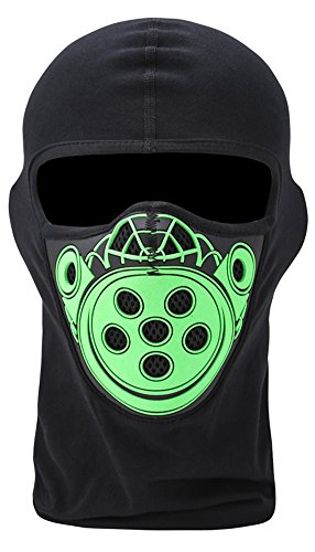 SaySure - Ninja Cotton Balaclava Breathing Tactical Airsoft Hunting
