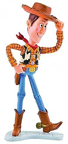 Bullyland 12761 - Spielfigur - Walt Disney Toy Story 3 - Woody, ca. 10,5 cm