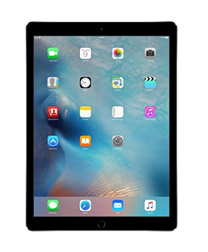 "Price comparison product image Apple iPad Pro 12.9"" 128GB Wi-Fi - Space Grey"