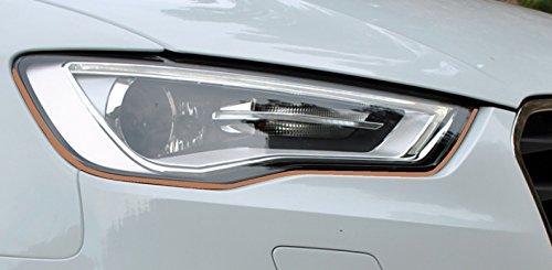 ufkleber Stripes in braun, passend für Ihr Fahrzeug ()