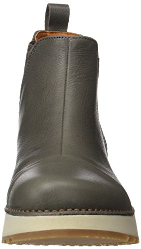 Art Damen Heathrow Kurzschaft Stiefel Grau (Memphis Humo 1023)