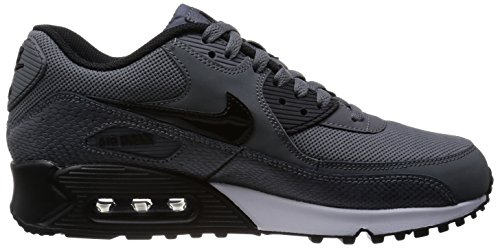 Nike Wmns Air Max 90, Scarpe sportive, Donna (PURE PLATINUM/DARK GREY-LT MAGNET GREY/HYPER JADE)
