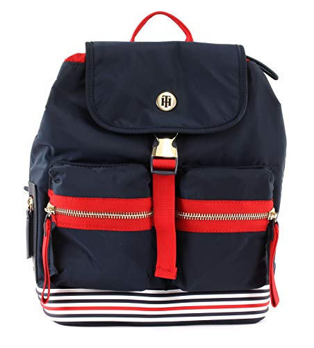 Tommy Hilfiger Youthful Nylon Mini Backpack Corporate