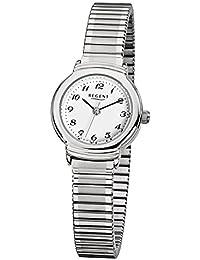 Regent Damas Reloj de pulsera acero inoxidable 6821.40.99 Cordón f264