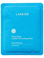 [Laneige] Water Bank Double Gel Soothing Mask 5 Sheets Set