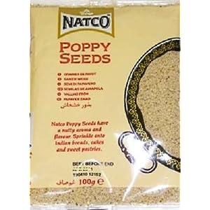 Natco Poppy Seeds White Jars 100G 11