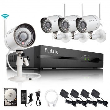 4-CH-1280-x-720p-HD-cmara-de-sistema-de-seguridad-con-4-canales-NVR-y-4-Wireless-IP65-IP-de-vigilancia-IR-de-visin-nocturna-InteriorExterior-sensor-de-movimiento-ZM-de-kw0004--500-GB
