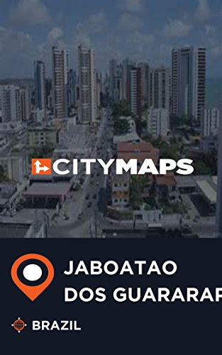 city-maps-jaboatao-dos-guararapes-brazil-english-edition
