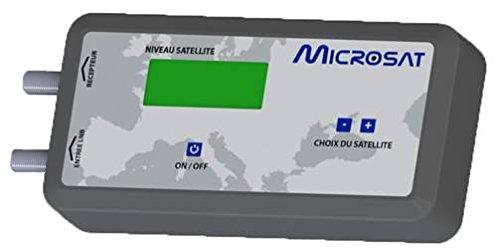 FINDSAT Pointeur Satellite HD idéal Camping 12V