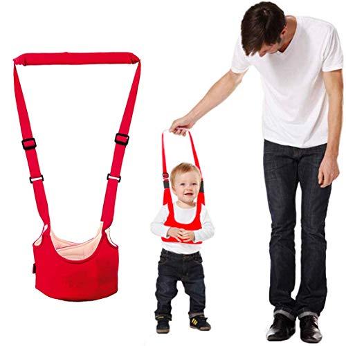 Redini primi passi,techvida camminare assistente per bambini, cintura bimbo bretelle di sicurezza per bambino sostegno portatile,per aiutarlo a camminare cintura protettiva