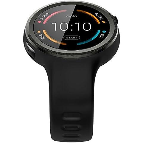 Motorola Moto 360 Sport - relojes inteligentes