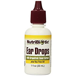 Nutribiotics Ear Drops 1 Fl Oz