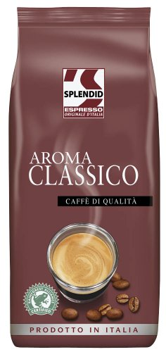 Preisvergleich Produktbild SPLENDID Kaffeebohnen AROMA CLASSICO 1,0 kg