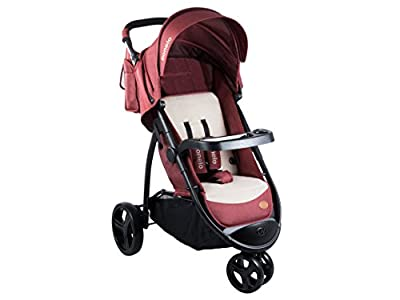 lionelo Liv Buggy, rot