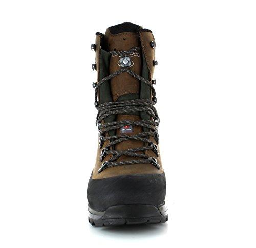Lowa Para Hombre Hunter Gore-tex Evo Extreme Nubuck Boots Marrone