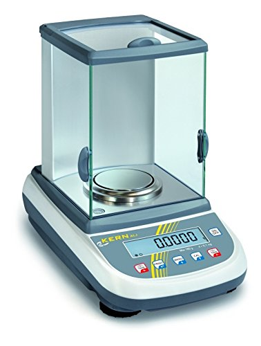 kern-160series-als-a-analytical-balance-without-homologation-160g-weighing-area-00001g-graduation-00