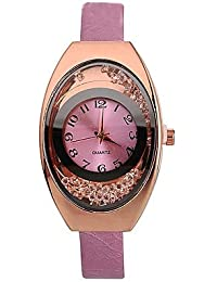 Relojes de mujer, Mujer Reloj de Vestir Reloj de Pulsera Cuarzo Cuero Sintético Acolchado Negro