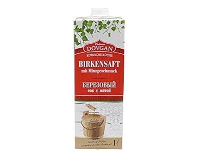 """Dovgan """"Birkensaft"""" mit Minzgeschmack 1 L"""