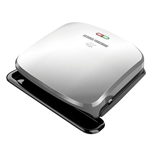 george-foreman-grp3060p-4-serving-removable-plate-grill-platinum-by-george-foreman