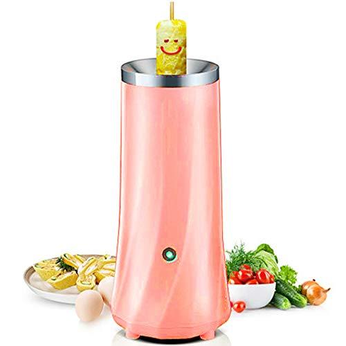 Aokoy Automatische Eier Rolls-Maschine, Omelette Frühstück Spiegelei Rollen-Maschine, Wurstmaschine Frühstück Werkzeuge für Home Mini Küche Herd -
