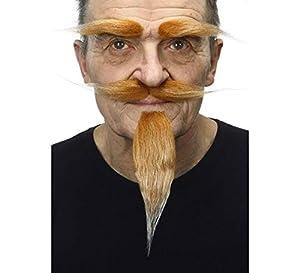VIVING  - Mustache con Perilla y cejasúnica