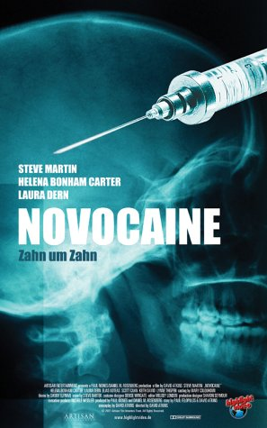 Bild von Novocaine - Zahn um Zahn [VHS]