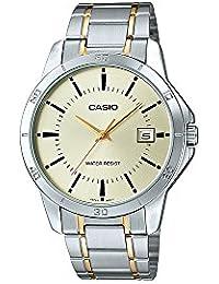 Casio Reloj con movimiento japonés MTP+V004SG.9A  40 mm