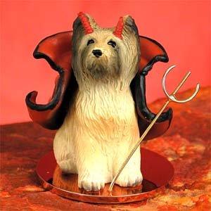 Briard Hund Devil