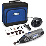 Dremel 8100-1/15 - Multiherramienta (7,2 V, 1 complemento, 15 accesorios, con batería Li-ion)