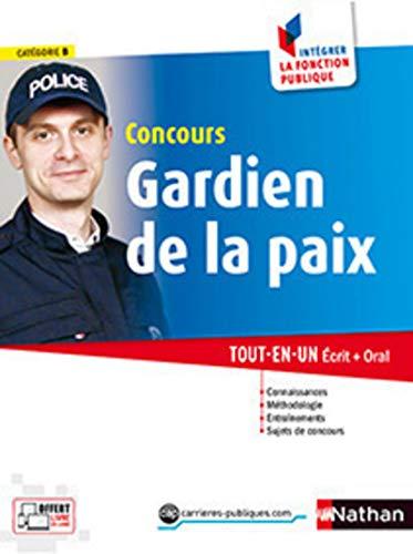 Concours Gardien de la paix par Morad Mekbel, Loïc Valentin