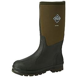 Muck Boots Unisex Adults' Chore High Work Wellingtons 10