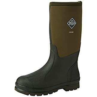 Muck Boots Unisex Adults' Chore High Work Wellingtons 6