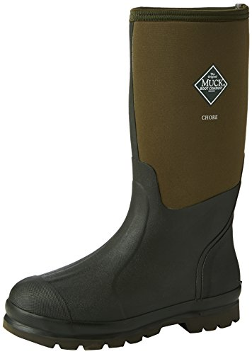 Muck Boots Unisex Adults' Chore High Rain Boot 1