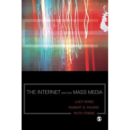 The Internet and the Mass Media (2008-06-06)