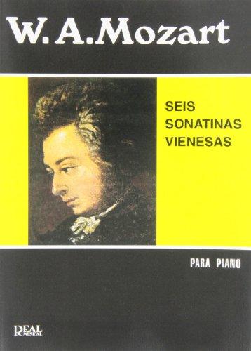 Wolfgang Amadeus Mozart: 6 Sonatinas Vienesas para Piano