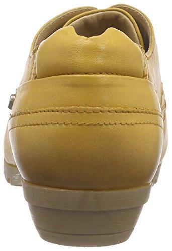 Marc Shoes Zarah Ii, Derby femme Jaune - Gelb (mais 530)