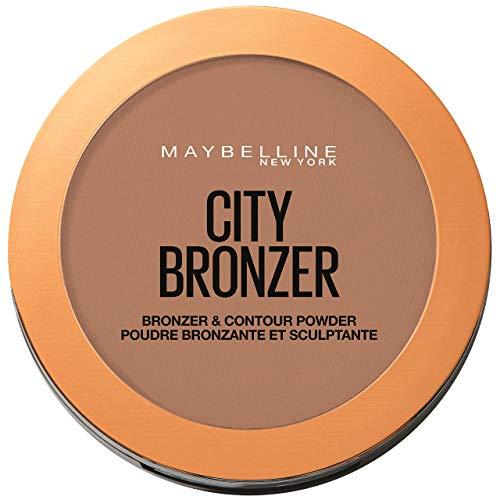Maybelline New York Bronzante Puder, N°250°M, dunkel