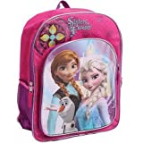 Disney Frozen Elsa and Anna Sisters Forever Backpack